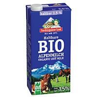 Berchtesgadener Haltbare Bio Alpenmilch, 3,5%, 1L
