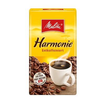 Melitta Café Harmonie entkoffeiniert gemahlen 500g