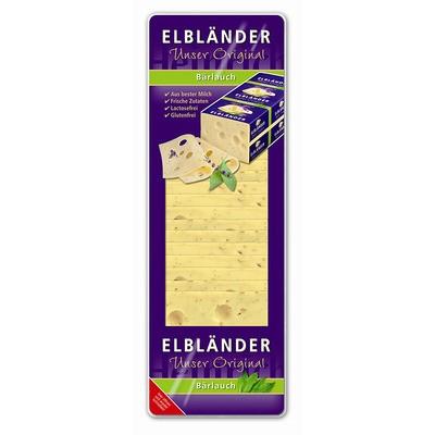 Elbländer Bärlauch in Scheiben 45% 500g
