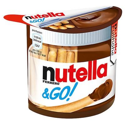 Ferrero Nutella Go 52g