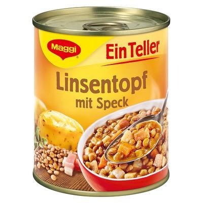 Maggi Linsentopf 1 Teller 330ml