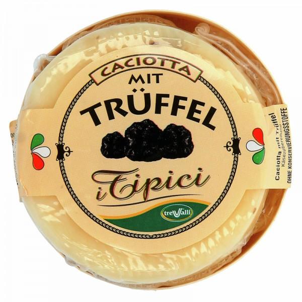 Caciotta mit Trüffel iTipici 80g