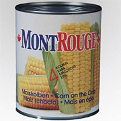 MontRouge Maiskolben ganz, 4 Stück, 1062ml