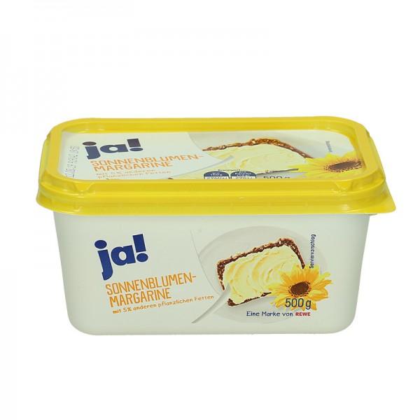 Sonnenblumen-Margarine 500g