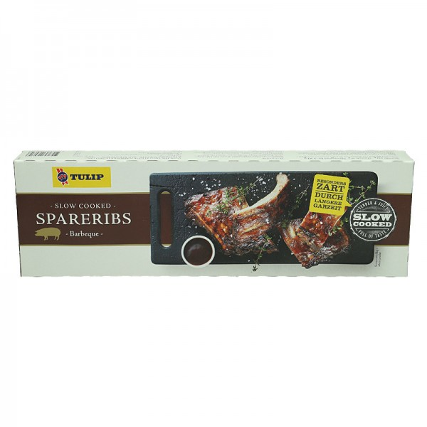 Tulip Spare Ribs Barbecue Slow Cooked 550g