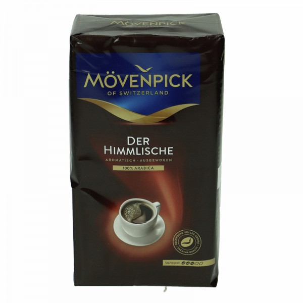 Mövenpick Röstkaffee Der Himmlische 500g