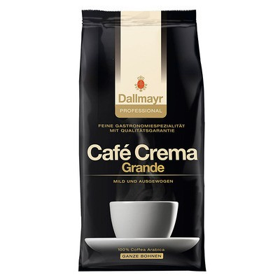 Dallmayr Café Crema Grande ganze Bohne 1kg