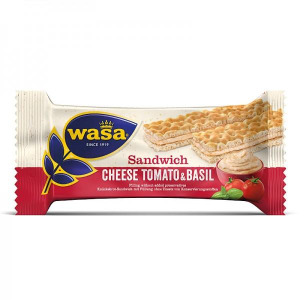 Wasa Sandwich Cheese Tomato & Basil 40g