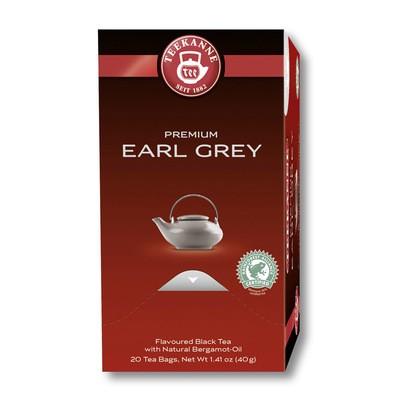 Teekanne Premium Earl Grey 20x1,75g