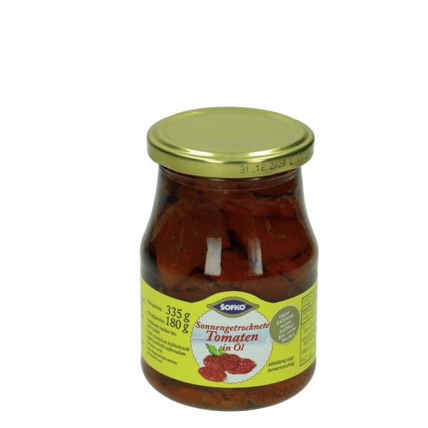 Sofko Sonnengetrocknete Tomaten 370ml