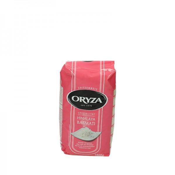 Oryza Spezialität Himalaya Basmati Reis 1kg