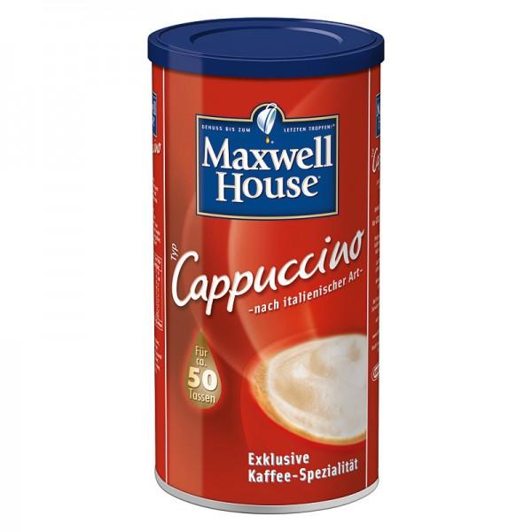 Maxwell House Typ Cappuccino nach italienischer Art 500g