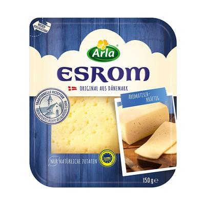 Arla Esrom Original aus Dänemark 45% 150g