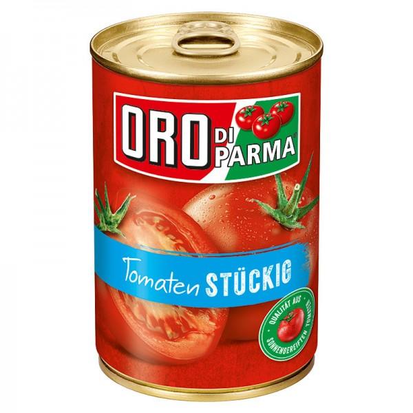 Oro di Parma Tomaten Stückig 425ml