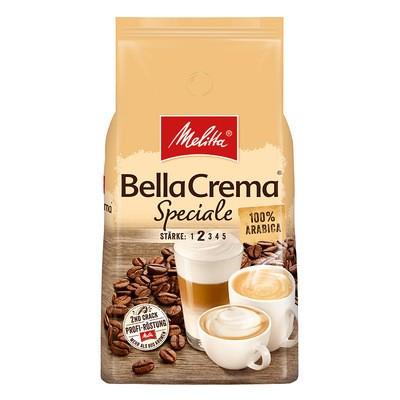 Melitta Bella Crema Café Speciale ganze Bohne 1kg
