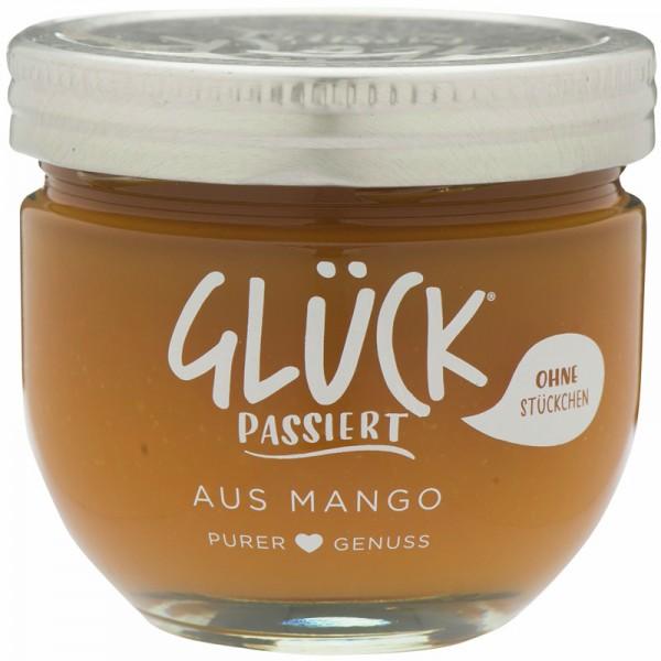 Glück Mango Fruchtaufstrich 230g