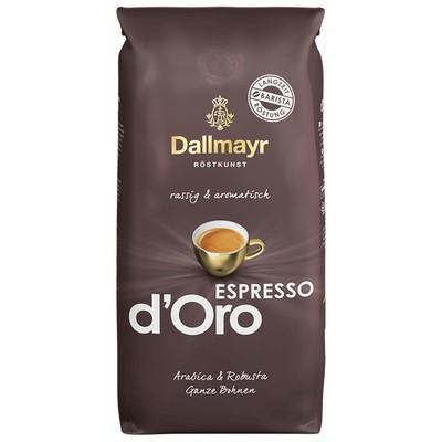 Dallmayr Espresso d`Oro ganze Bohne 1kg