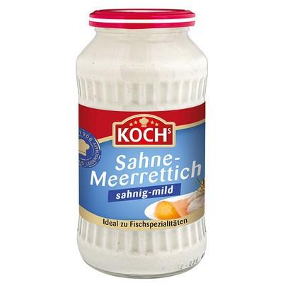 Kochs Sahnemeerettich 670g