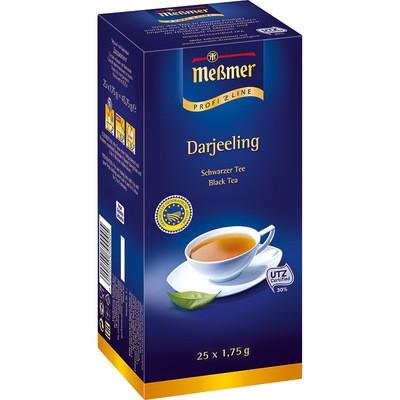 Meßmer Darjeeling Profiline Exklusiv 25x1,75g