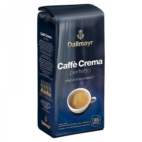Dallmayr Café Crema Perfetto ganze Bohne 1kg