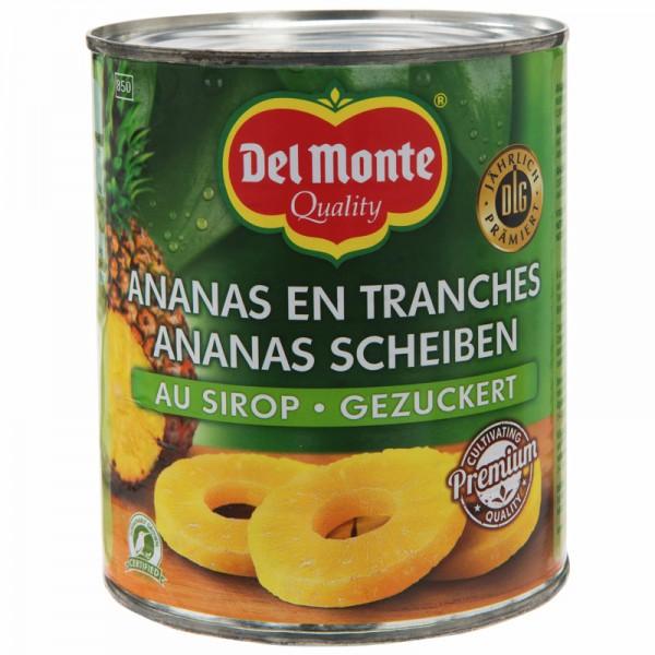 Del Monte Ananasscheiben 850ml