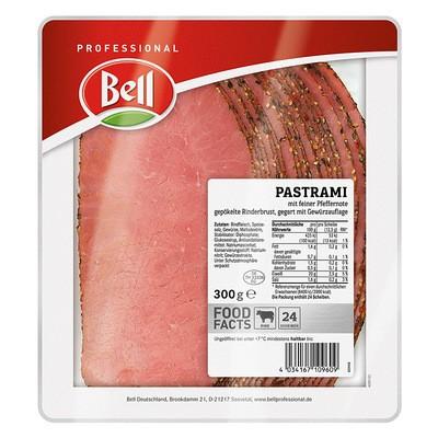 Bell Pastrami 300g