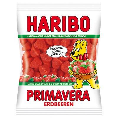 Haribo Erdbeeren Primavera 200g