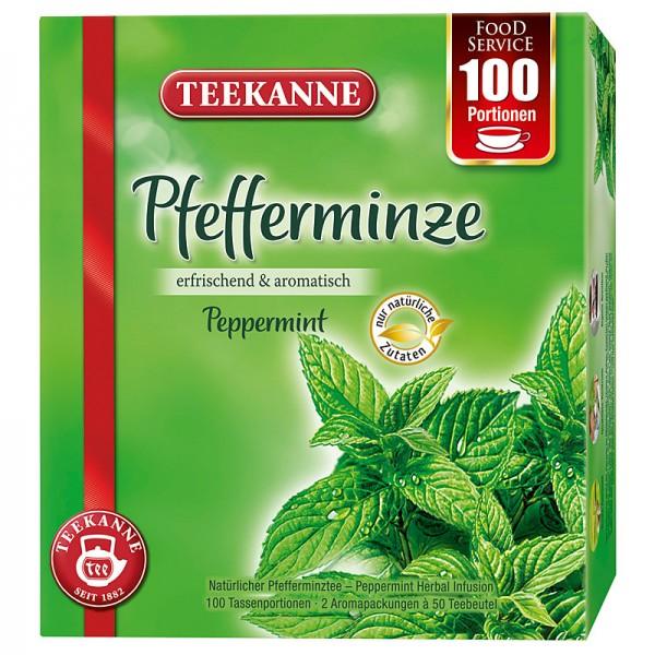 Teekanne Pfefferminze 100x1,25g