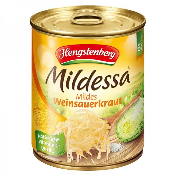 Mildessa Mildes Weinsauerkraut 850ml