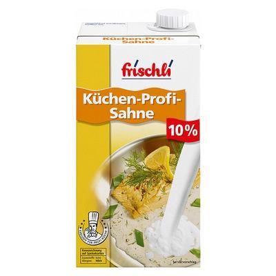 frischli Küchen-Profi-Sahne 10% 1kg