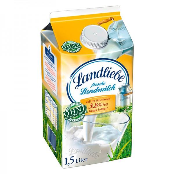 Landliebe Frische Landmilch 3,8%, 1,5L