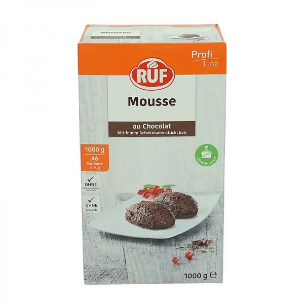 Mousse au Chocolat 1kg