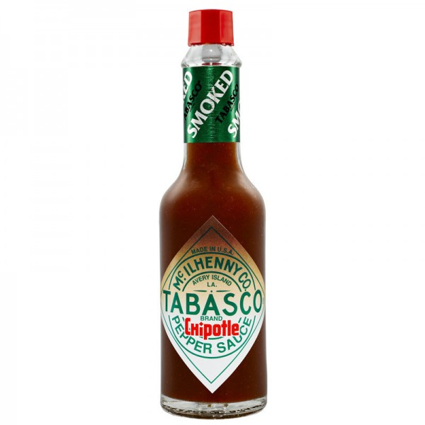 Tabasco Chipotle Sauce 60ml