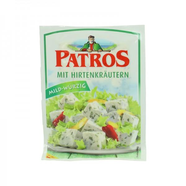 Patros Feta mit Hirtenkräutern 150g