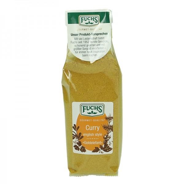 FUCHS Curry Gewürz 90g