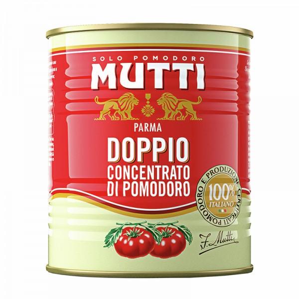 Mutti Tomatenkonzentrat Doppelt, 880ml