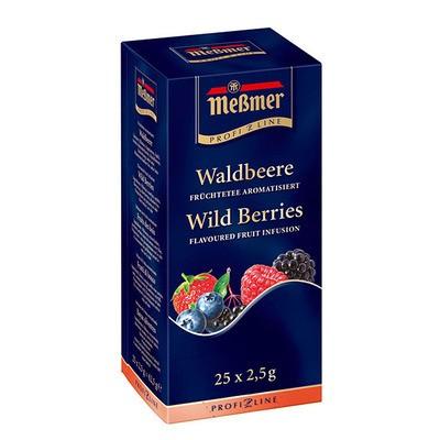 Meßmer Waldbeere Profiline Exklusiv 25x2,5g