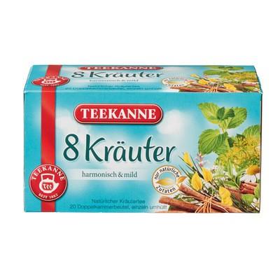 Teekanne Kräuter-Genuss 20x2g